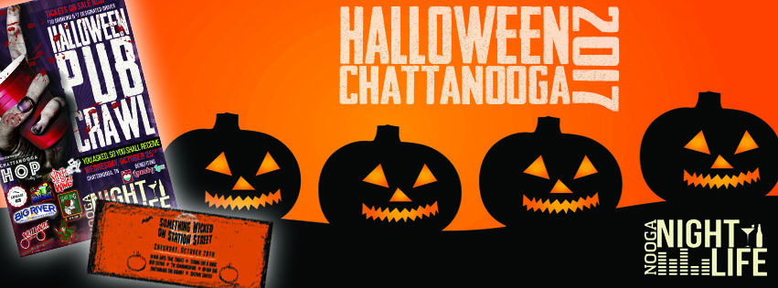 halloween events in chattanooga nooga nightlife