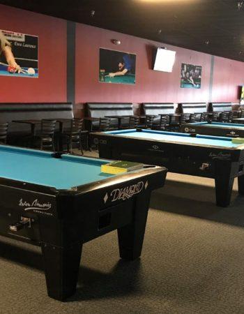Sweet Melissa's Billiards