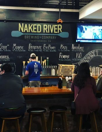 The Naked River Brewing Company